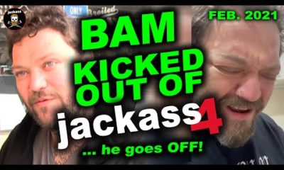 Bam Margera Kicked Off Jackass 4 + has Instagram Meltdown!