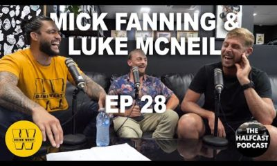 The Halfcast Podcast #28 | Mick Fanning & Luke McNeil